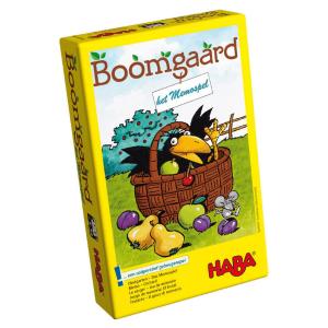 003273 Speelgoedwinkel Daantje haba speelgoed boomgaard memospel