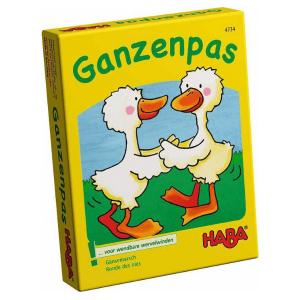 004734 Speelgoedwinkel Daantje haba speelgoed kaartspel ganzenpas