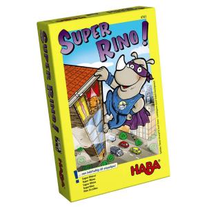004741 Speelgoedwinkel Daantje haba speelgoed rino hero