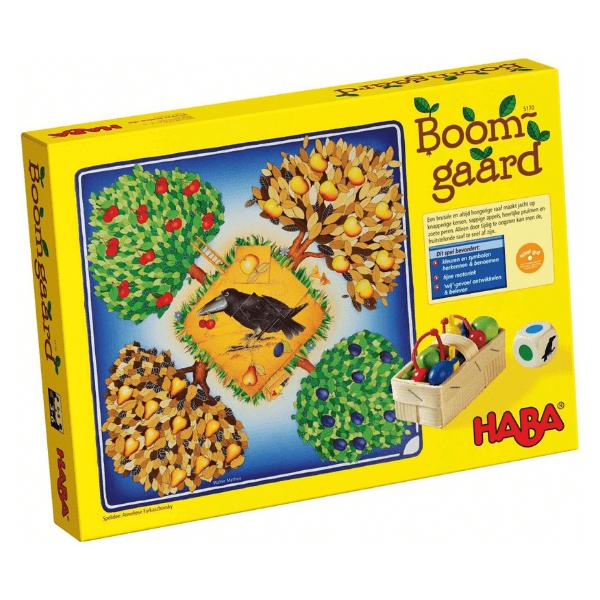 005170 Speelgoedwinkel Daantje haba speelgoed boomgaard