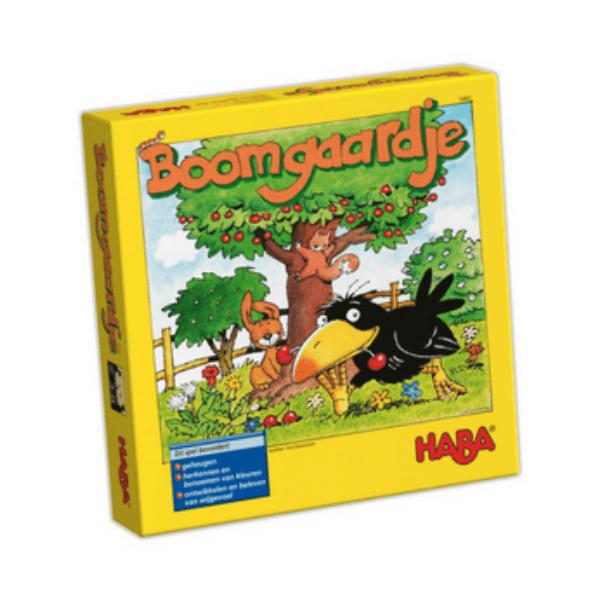 005460 Speelgoedwinkel Daantje haba speelgoed boomgaardje