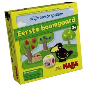 005524 Speelgoedwinkel Daantje haba speelgoed eerste boomgaard