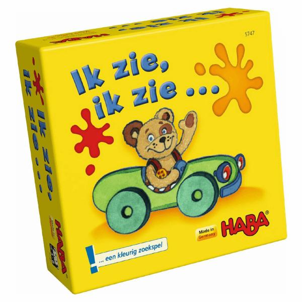 005747 Speelgoedwinkel Daantje haba speelgoed ik zie ik zie