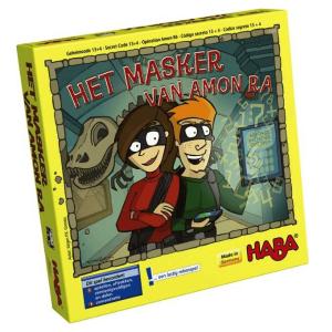 005769 Speelgoedwinkel Daantje haba speelgoed het masker van amon ra