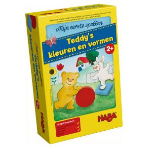 005976 Speelgoedwinkel Daantje haba speelgoed teddys kleuren en vormen
