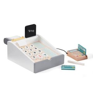 1000259 Speelgoedwinkel Daantje Kids Concept houten kassa