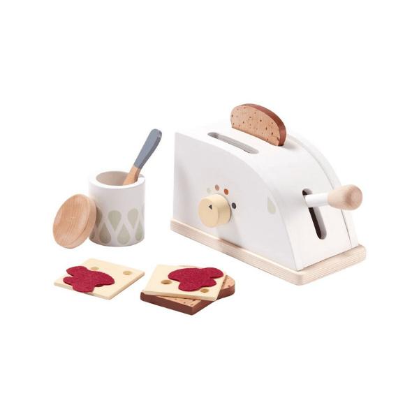 1000261 Speelgoedwinkel Daantje Kids Concept broodrooster