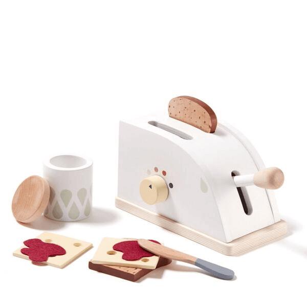 1000261 Speelgoedwinkel Daantje Kids Concept houten broodrooster