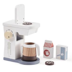 1000262 Speelgoedwinkel Daantje Kids Concept houten koffiezetapparaat
