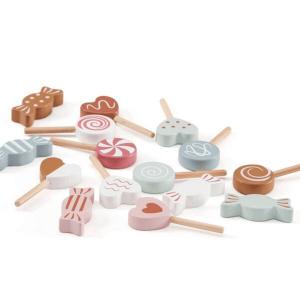 1000277 Speelgoedwinkel Daantje Kids Concept houten snoepgoed