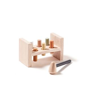 1000282 Speelgoedwinkel Daantje Kids Concept hamerspel hout