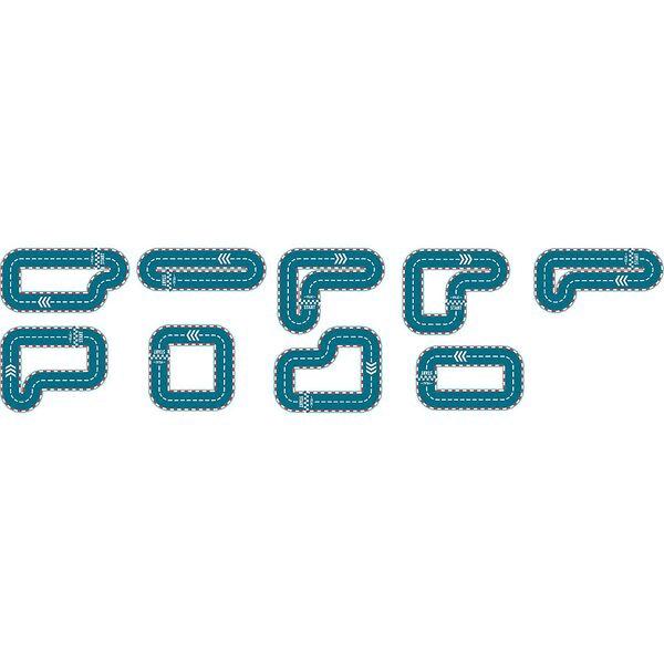 2353 Speelgoedwinkel Daantje Vilacity klein circuit voorbeelden