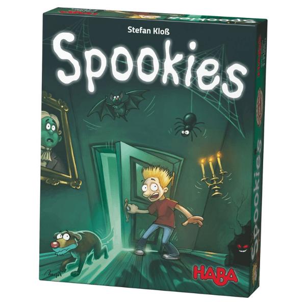 300948 Speelgoedwinkel Daantje haba speelgoed familiespel spookies