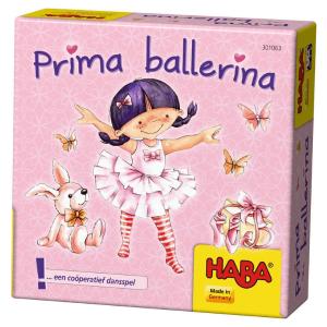301063 Speelgoedwinkel Daantje haba speelgoed prima ballerina