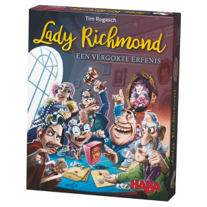 302357 Speelgoedwinkel Daantje haba speelgoed familiespel lady richmond