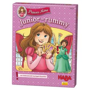 302521 Speelgoedwinkel Daantje haba speelgoed kaartspel prinses mina junior rummy