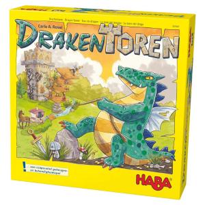 302649 Speelgoedwinkel Daantje haba speelgoed drakentoren