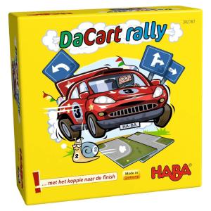 302787 Speelgoedwinkel Daantje haba speelgoed dacart rally