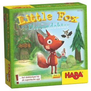 302799 Speelgoedwinkel Daantje haba speelgoed little fox