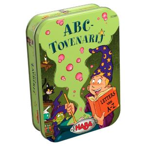 302889 Speelgoedwinkel Daantje haba speelgoed kaartspel abc tovenarij