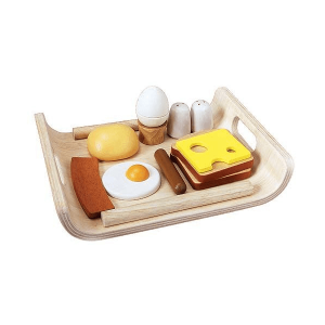 3415 Speelgoedwinkel Daantje Plan Toys ontbijtset