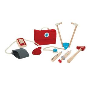 3451 Speelgoedwinkel Daantje Plan Toys doktersset