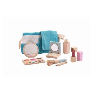 3487 Speelgoedwinkel Daantje Plan Toys houten makeup set