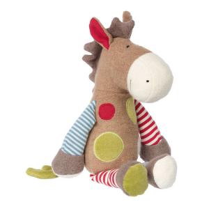 38767 Speelgoedwinkel Daantje Sigikid knuffel paard