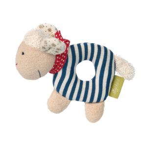 40502 Speelgoedwinkel Daantje rammelaar schaap