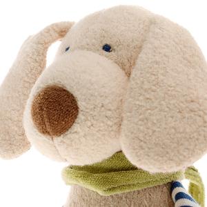 40844 Speelgoedwinkel Daantje Sigikid knuffel hond met muziekdoosje detail