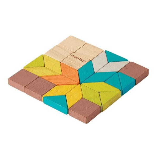 4131 Speelgoedwinkel Daantje Plan Toys mosaic