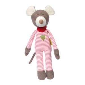 41769 Speelgoedwinkel Daantje Sigikid knuffel muis roze
