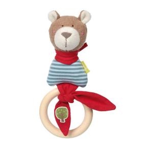 41787 Speelgoedwinkel Daantje Sigikid bijtring beer