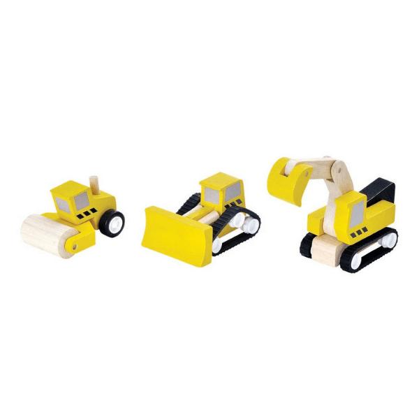 6014 Speelgoedwinkel Daantje Plan Toys contruction set