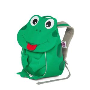 AFZ-FAS-001-014 Speelgoedwinkel Daantje kinderrugzak kikker groen 4 liter zijkant