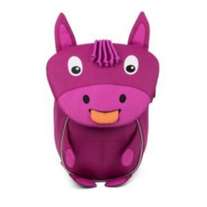AFZ-FAS-001-021 Speelgoedwinkel Daantje paars kinderrugzak Hanne paard