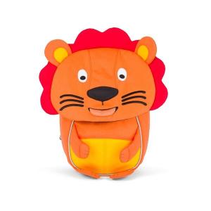 AFZ-FAS-002-002 Speelgoedwinkel Daantje oranje kinderrugzak leeuw Affenzahn