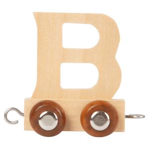 Lettertrein B