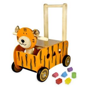 Loopwagen tijger