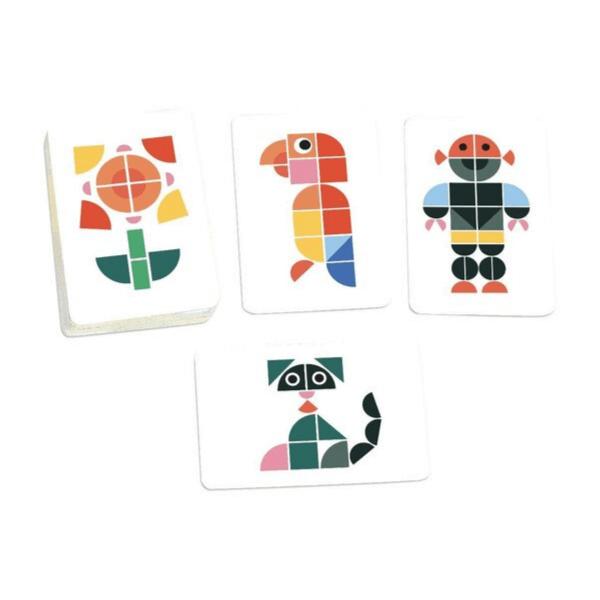 Magneetbord speelgoed voorbeeldkaartjes
