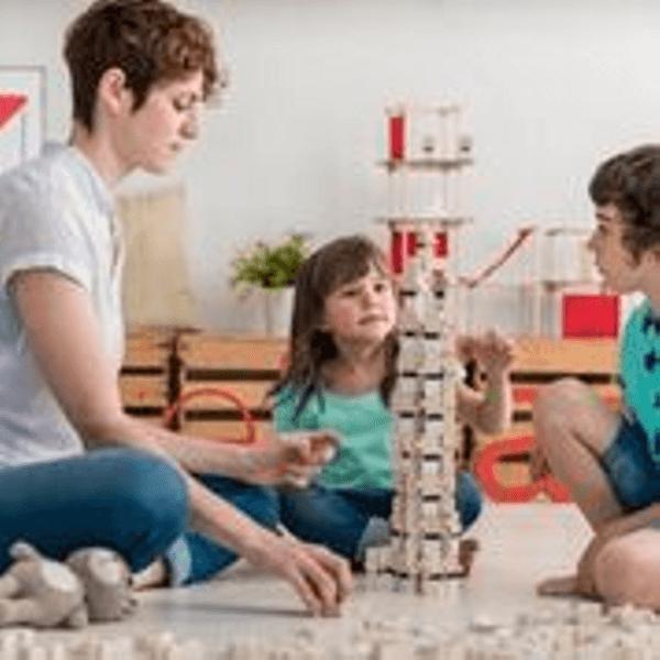 Speelgoedwinkel Daantje El Nan houten speelgoed impressie