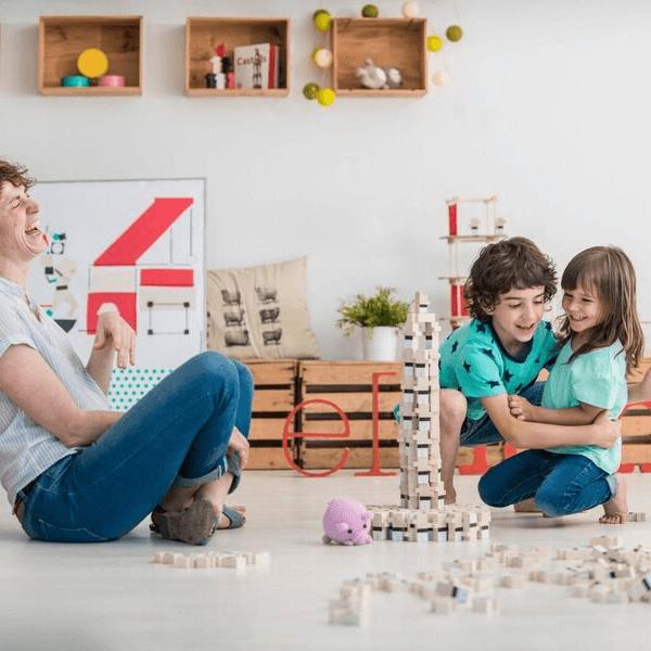 Speelgoedwinkel Daantje El Nan houten speelgoed sfeerbeeld