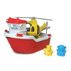 Speelgoedwinkel Daantje Green Toys reddingsboot badspeelgoed