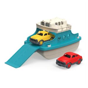 Speelgoedwinkel Daantje Green Toys veerboot met autos badspeelgoed