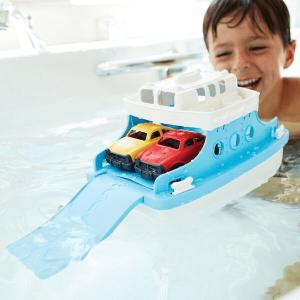 Speelgoedwinkel Daantje Green Toys veerboot spelen in bad