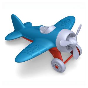 Speelgoedwinkel Daantje Green Toys vliegtuig blauw