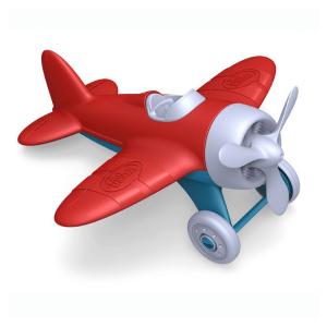 Speelgoedwinkel Daantje Green Toys vliegtuig rood