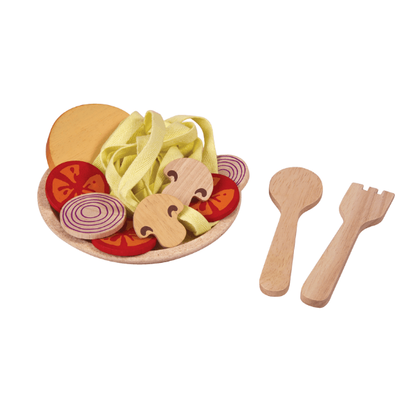 Speelgoedwinkel Daantje Plan Toys spaghetti