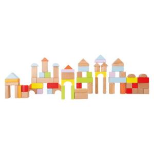 Speelgoedwinkel Daantje gekleurde houten blokken
