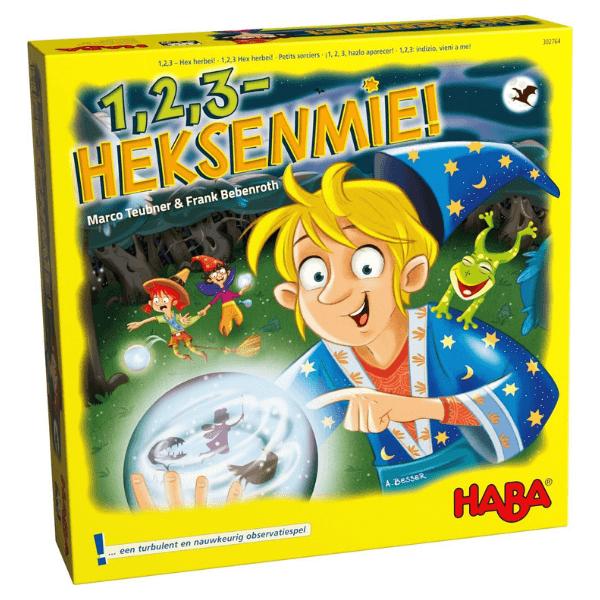 Speelgoedwinkel Daantje haba speelgoed heksenmie